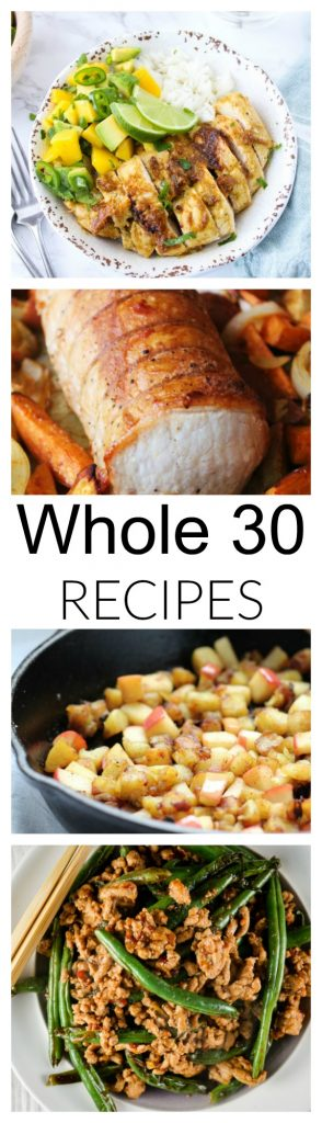 The Best Whole 30 Recipes