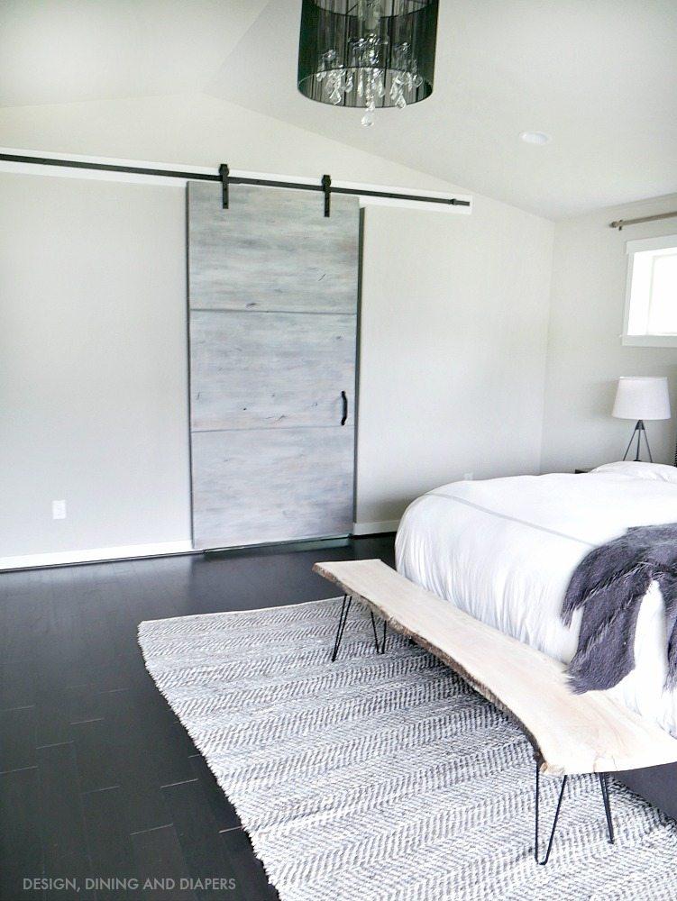 Master Bedroom Hardwoods Are In Taryn Whiteaker