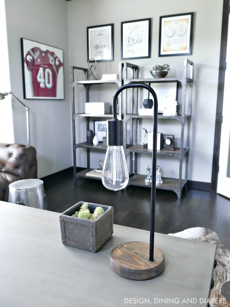 Industrial Chic Office Design