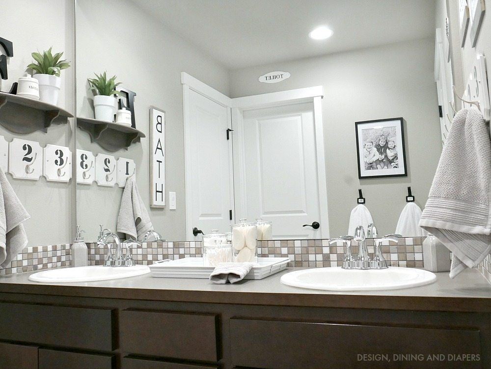 Genial Neutral Bathroom Decor